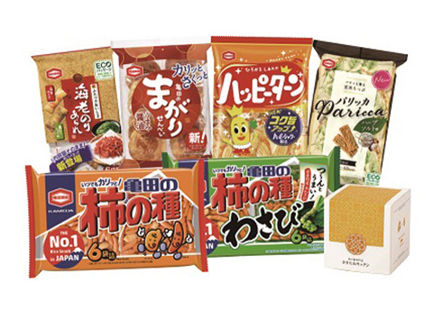 亀田 製菓 株価